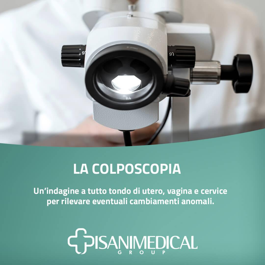 Pisani Medical Group | colposcopia